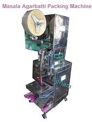 Masala Agarbatti Packing Machine