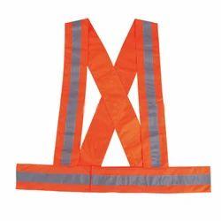 Cross Belt Reflective Jackets (C)