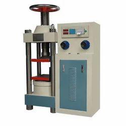 Concrete Strength Testing Machine