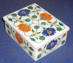 Marble Inlay Box Gift