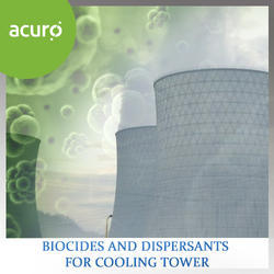 Biocides And Dispersants For Cooling Tower