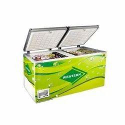 Chest Open Freezer
