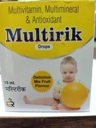 Multivitamin With Zinc