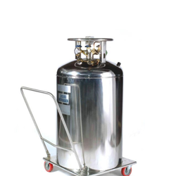 Tilting Cryogenic Trolley