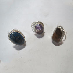 Assorted Stone Rings