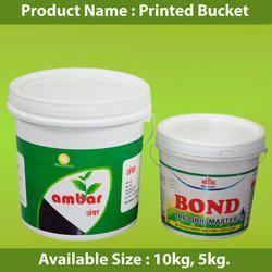 Printed Bucket