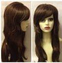 Brown Hair Wig