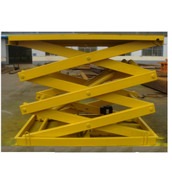 Scissor Car Platform Lift