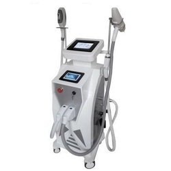 Hair &  Tattoo Removal  Laser Machine with cooling Rf