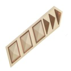 Pyra Arrow Pyramid Copper Pyramid Clockwise Arrow
