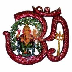 Meena Ganesh Om Hanging