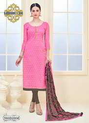 Poly Silk Salwar Suit