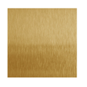 Stainless Steel Golden Hair Line Sheet