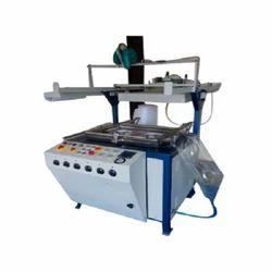 Semi Automatic Thermoforming Machine