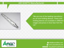 Air Expanding Shaft