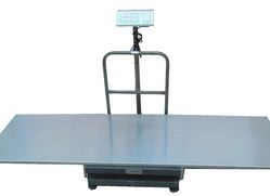 Dead Body Weighing Scale