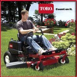 Ride On Mower Toro