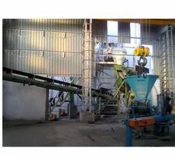 Swivel Chute Concrete Distribution System
