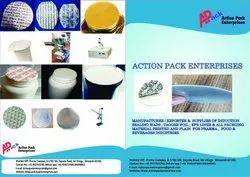Wads and seals foil