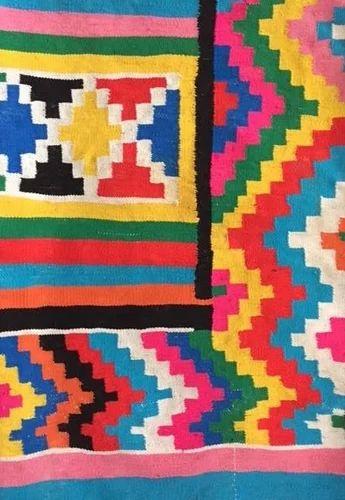 Cotton Acrylic Jacquard Fabric