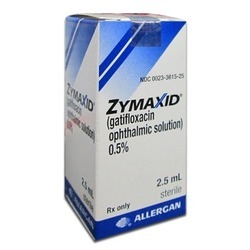 Zymaxid Eye Drop