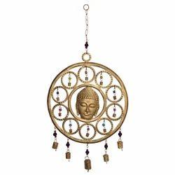 Iron Buddha Bell Hanging