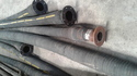 Fly Ash Rubber Hose with Fitting