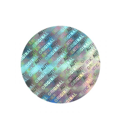 Authentic Product Holograms Labels