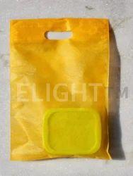 Elight 20 GSM Non Woven D Cut Bags