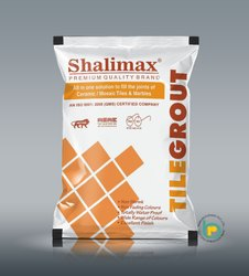 Tile Grout Packaging Pouch