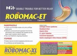 Rabrazole Sodium 20 mg Itopride Hcl 150 mg