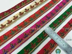 Embroidered Lace E2139