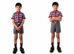 Kendriya Vidyalaya Boys Uniform, Size: XS And Large