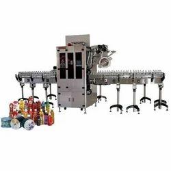 Servo Based Filling Machine