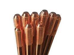 Copper Cladding Bonding Earth Rod