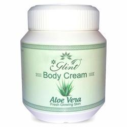 Aloe Vera Fresh Glowing Skin Glint Body Cream