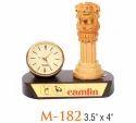 Wooden Table Top Clock