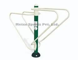 Metco Exercise Bar, Outdoor Gym Equipment
