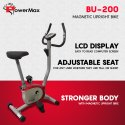 BU-200 Magnetic Upright Bike