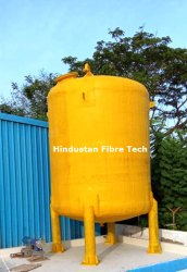 FRP Fruit Pulp Storage Tank