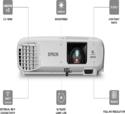 EPSON LCD PROJECTOR EB - U05