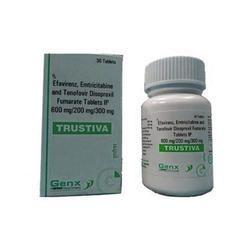 Trustiva Tenofovir Emtricitabine Efavirenz Tablets