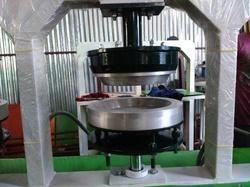 Areca Sheet Plate Making Machine