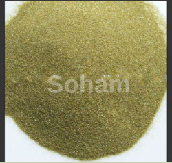 Yellow Synthetic Diamond Powder ZND 2240,2260