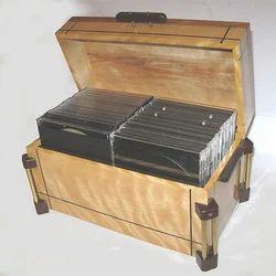 Wooden CD Box