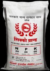 NPK Fertilizer 20-20-00