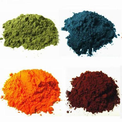 Powder Dyes - Exporter from Mumbai