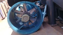 Axial Flow Fans Model GPA 1400