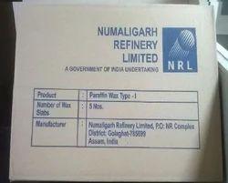 NRL Fully Refined Paraffin Wax