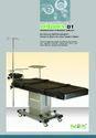 Motorized Operation Table